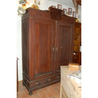 ARMADIO IN LEGNO DOLCE